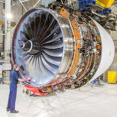 Rolls Royce Trent XWB-97