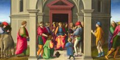 FRANCESCO UBERTINI (Bacchiacca): The master of color combinations, in Renaissance Florence | Meeting Benches
