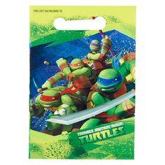 Teenage Mutant Ninja Turtles Loot Bag Green | Spotlight Australia