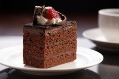 All American Chocolate Cake