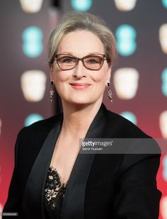 Meryl Streep attends the 70th EE British Academy Film Awards (BAFTA) at Royal Albert Hall on February 12, 2017 in London, England.