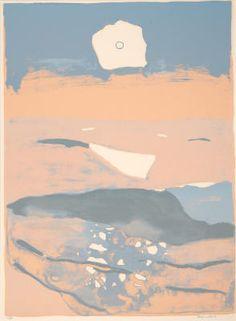 """""""Sunrise"""" by Fairfield Porter"""