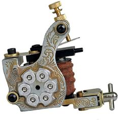 Monster Point Shader Tattoo Machine Revolver 10W ** Check out the image by visiting the link. (This is an affiliate link) #TattooSupplies