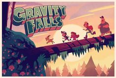 Gravity Falls - Best show ever!