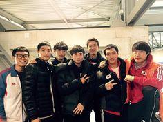 #TeamKorea at the epee Men's World Cup in Bern Switzerland! #goodluck #epee #fencing #worldcup #roadtorio #escrime #scherma #fechten #esgrima   Live results here: http://aafa.me/1k2ddpZ   by fencing_fie