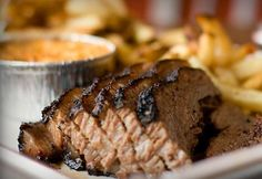 ":FOOD: Smoque BBQ -- Chicago, IL, rated as one of the best BBQ places in the United States by ""Zagat. Bbq Brisket, Beef Ribs, Beef Barbecue, Chicago Restaurants Best, Bbq Restaurants, Bbq Places, Barbecue Restaurant, Best Bbq, The Best"