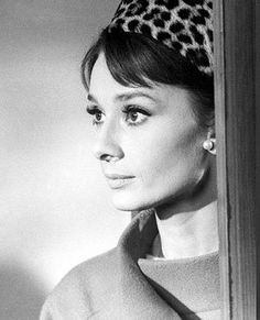 Audrey dressed by Givenchy in a scene from Charade. Copyright © Vincent Rossell.