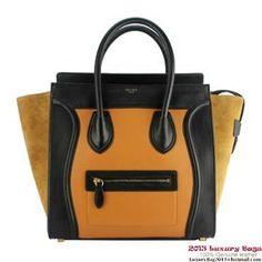 ff1e2abb33 Discount Celine Boston Bag Mini Totes Brown Black for sale online