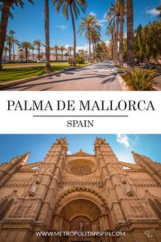 Visiting Mallorca? Check out my trip to Palma de Mallorca! #europe #spain #mallorca #majorca #travel