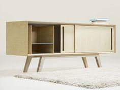 Branka Blasius' minimalist sideboard #Design