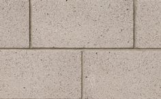 Profile Series Block in Peel Gray Quartz by Brampton Brick. The compressive strength of Profile Series concrete block units is suitable for use in a masonry-bearing or single wall. This product is also manufactured with a water repellent additive and is permeable to water vapor. Smooth Face, Concrete Blocks, Brick, Quartz, Profile, The Unit, Gray, Water