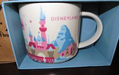 "Giveaway: Disneyland ""You Are Here"" Starbucks Mug!"