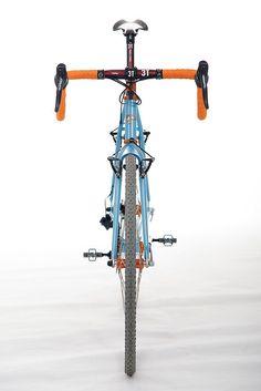 Critical Dirt custom cyclocross bike from Independant Fabrications. Hand built beauty.