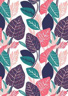 print & pattern: DESIGNER - hannah rampley