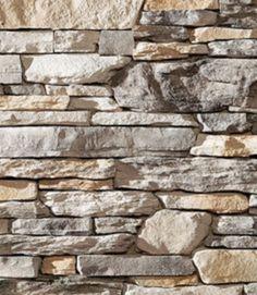 Prestige Ledgestone - Stone Veneer - Interior Stone - Exterior Stone - By Dutch Quality renovations Stone Veneer Exterior, Stone Siding, Stone Facade, Wall Exterior, Exterior Siding, Exterior House Colors, Building Exterior, Stone Decoration, Stone Fireplace Wall