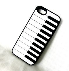 SALE  iPhone 5 case  Pianolooking Sillicon iPhone 5 by POPStation, $6.99