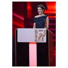 Crown Princess Mary wowed her fashion followers on Wednesday night when she stepped out at the Bambi Awards in Berlin. The Danish Royal, who was accompanied by her husband Crown Prince Frederik, sported a dazzling navy blue peplum dress. The Tasmania-born Princess wore her glossy brown locks in an elegant chignon, revealing a set of glittering diamond and sapphire earrings. Prince Frederik proudly supported his wife Princess Mary.