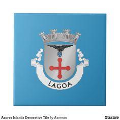 Azores Islands Decorative Tile