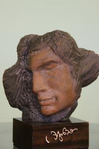 Ataraxy. Reduced Fondue, Sculpture, Unique, Artist, Sculpting, Statue, Artists, Sculptures