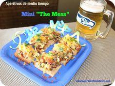 """Mini """"The Mess"""" para los aperitivos para la Super Bowl XLIX  http://www.superbaratisimogratis.com/mini-the-mess-para-los-aperitivos-para-la-super-bowl-xlix/#.VMWefqQLIAQ.twitter #ad #FarmlandRecipes vía @Superbaratisimo"""
