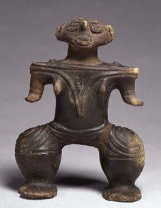 遮光器土偶と昭和の円盤ブーム、五郎丸も居る