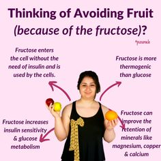 Fruit does not have to be avoided if you have PCOS. Contrary to what you may have heard about fruit for PCOS, it isn't bad. But I understand why so many avoid it. They hear sugar/fructose is bad and that they need to avoid it to balance their hormones and reverse their PCOS symptoms. . Fructose actually has some incredible benefits! Nutrition Tips, Diet Tips, Pcos Symptoms, Polycystic Ovarian Syndrome, Pcos Diet, The Cell, Metabolism, The Incredibles, Sugar