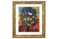 Marc Chagall, Autumn in the Village on OneKingsLane.com