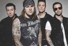 Avenged Sevenfold 2013