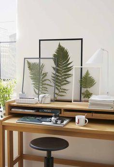 10 Ideen: DIY für gepresste Blätter