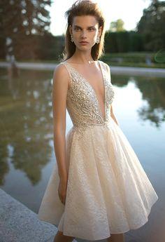 82db539f03d Short wedding dresses - 25 examples Robe De Mariage Simple