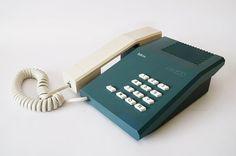 ISKRA ETA 900 912 Telephone Yugoslavia Phone Push Button Handset Device Push Button Soviet Teal Blue Green Turquoise 80s Vintage Retro – ETSY RetroSparkShop