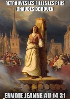 Well these classical art memes probably won't actually inspire you but they will make you laugh. Well these classical art memes probably won't actually inspire you but they will make you laugh. Saint Joan Of Arc, St Joan, Classical Art Memes, Art Jokes, Prayer Cards, Persecution, Edgy Memes, Popular Memes, Laugh Out Loud