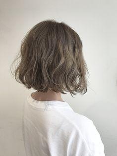 前下がり切りっぱなしボブ - 24時間いつでもWEB予約OK!ヘアスタイル10万点以上掲載!お気に入りの髪型、人気のヘアスタイルを探すならKirei Style[キレイスタイル]で。