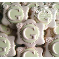 """Monograms for a Milestone Birthday #monograms #birthdaycookies #decoratedcookies #customcookies #cookies #cookiesintoronto #toronto #torontobakery #torontocookies #torontodecoratedcookies #yyz #etsy #dolcecustomcookies"" Photo taken by @dolcecustomcookies on Instagram, pinned via the InstaPin iOS App! http://www.instapinapp.com (10/31/2015)"