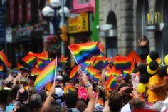VIENNA PRIDE 2017 09-18 Giugno Guida ed informazioni pratiche su cosa fare e vedere.  #viennapride #rainbowparade #fetishspring #dragtours #pridevillage #love #peace