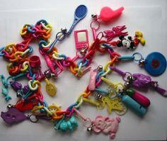80's charm bracelet ... i wish i still had mine!!!