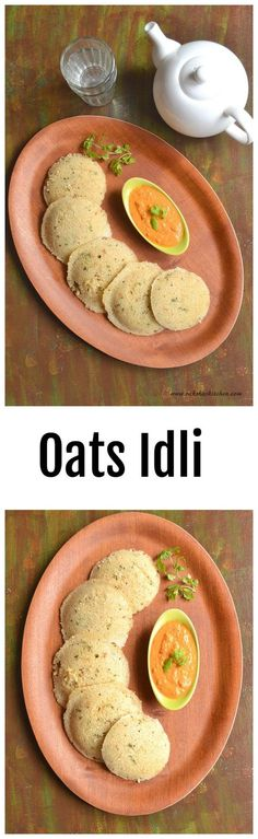 Oats Idli & A Review Of TTK Prestige Multi-Kadai, Oats idli, TTK Multi-Kadai, Prestige Multi-Kadai, Oats recipe