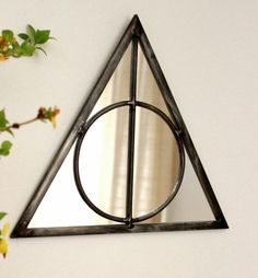 Deathly Hallows mirror