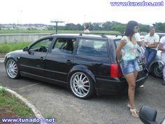 passat wagon | Passat Wagon rebaixado e equipado com rodas aro 20
