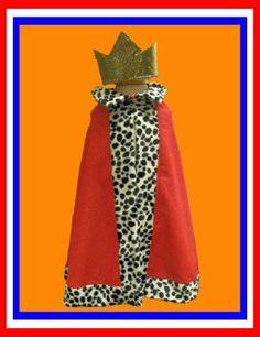 Verkleedkleding: Koning of Koningin