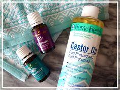 all-natural homemade hair serum