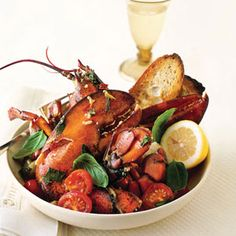 Maine Lobster Acqua Pazza - Dinner Recipes - Seafood - Delish