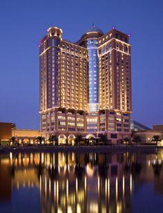 Pullman-Dubai-Mall....I definitely want to go shopping here one day! :)