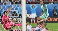 Portugal vence Croácia na prorrogação e avança na Euro