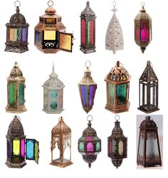 Details about – Moroccan Style Metal & Glass Lantern Home Decor – S, M, L & XL - Bohemian Home Diy Morrocan Decor, Moroccan Lanterns, Morrocan Theme Party, Moroccan Furniture, Moroccan Lamp, Lantern Tea Light Holders, Fantasy Bedroom, Best Paint Colors, Moroccan Interiors