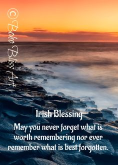 Ireland - a land of strength, beauty, myth and culture. Here are blessing, proverbs & toasts from the Irish perspective! Quotable Quotes, Wisdom Quotes, Words Quotes, Irish Prayer, Irish Blessing, Life Quotes Love, Great Quotes, Immigration Quebec, Irish Quotes