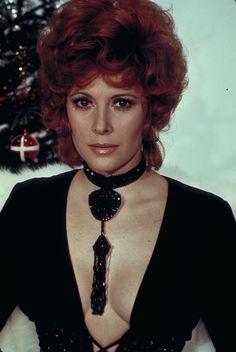 """Jill St. John from the James Bond 1971 film, """"Diamonds Are Forever."""""""
