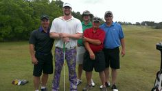 """Josh """"Superman"""" Crews of the Callaway X Hot Long Drive team. Currently 5th longest hitter in the world."""