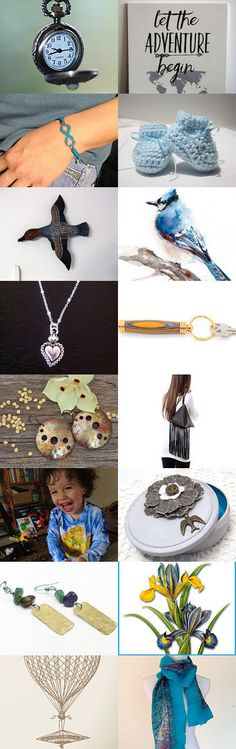 Let the Adventure Begin ! by Marianne on Etsy--Pinned+with+TreasuryPin.com