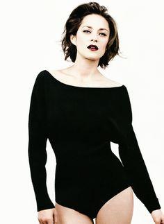 Marion Cotillard for Grazia France (2013)